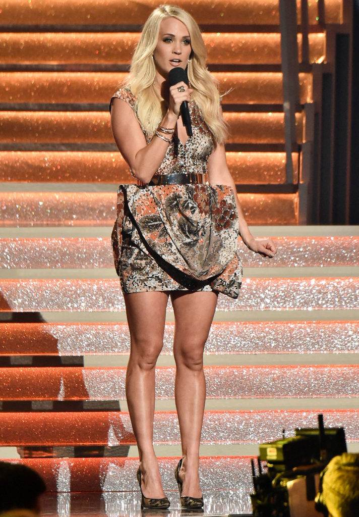 Carrie Underwood Thighs Images