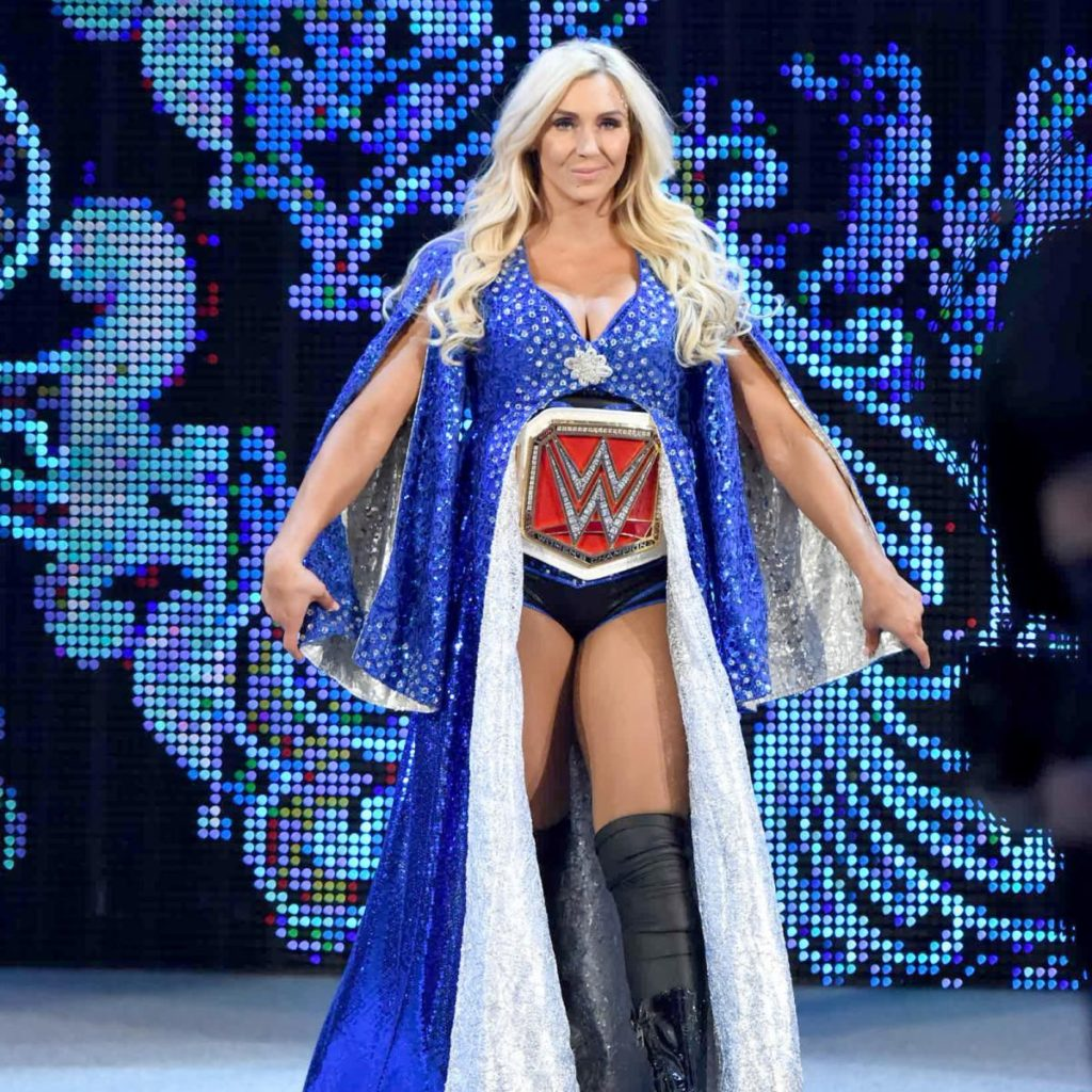 Charlotte Flair Bikini Wallpapers