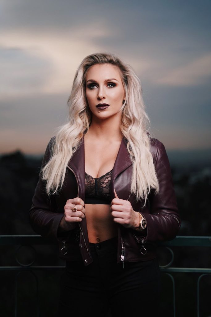Charlotte Flair Bra Images