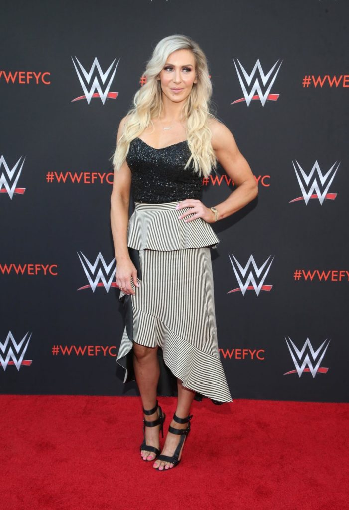 Charlotte Flair Feet Images