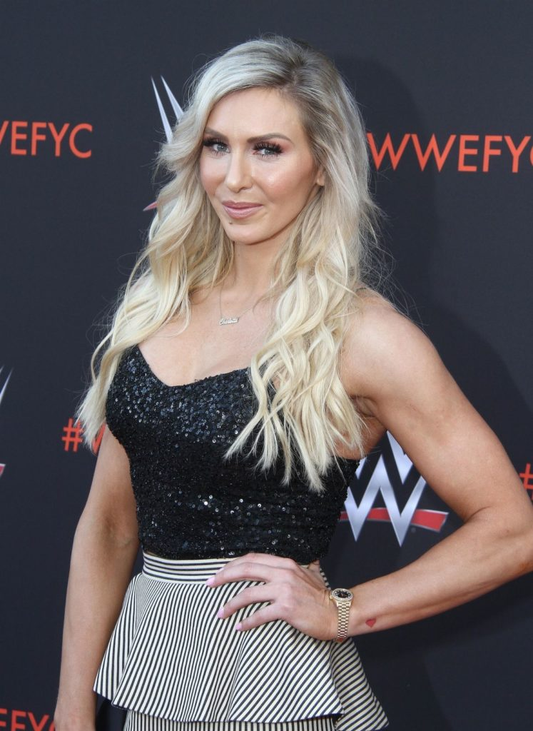 Charlotte Flair Hot Photoshoot