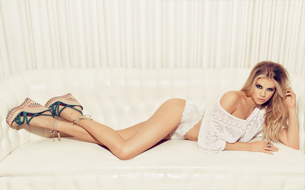 Charlotte McKinney Bikini Wallpapers
