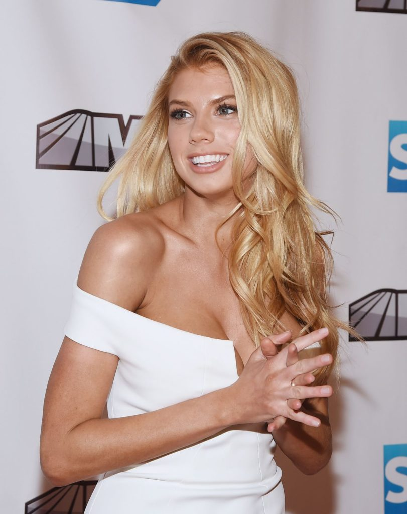 Charlotte McKinney Topless Photos