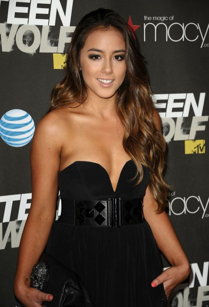 Chloe Bennet Boobs Images