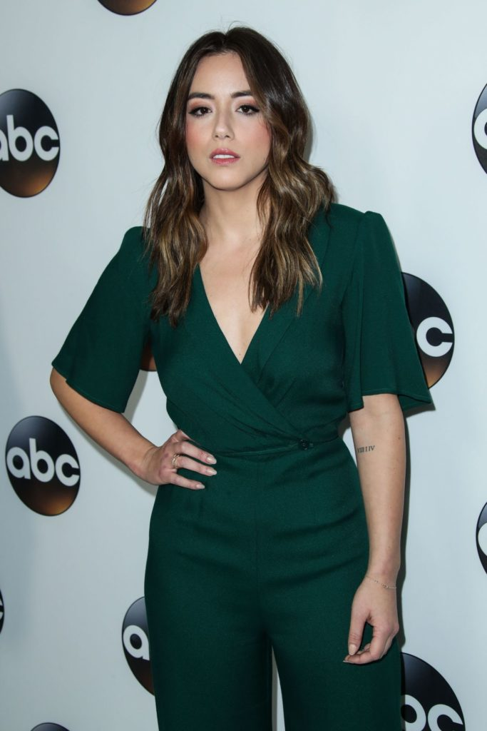 Chloe Bennet Hot Images