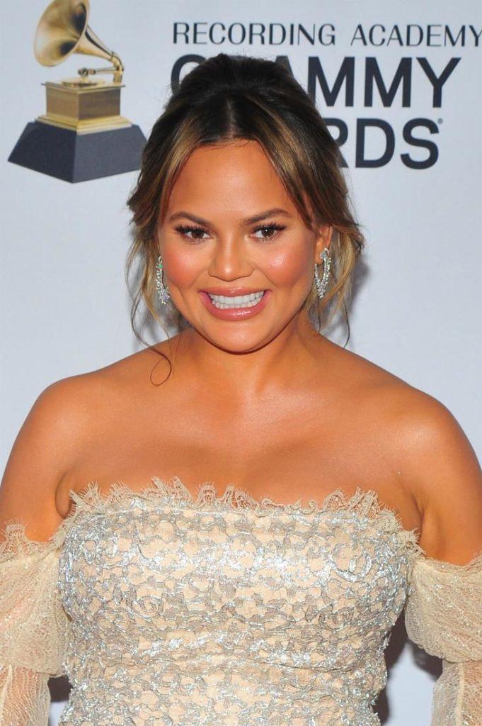 Chrissy Teigen Topless Photos