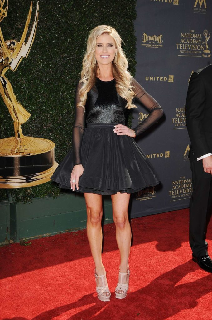 Christina El Moussa Feet Photos