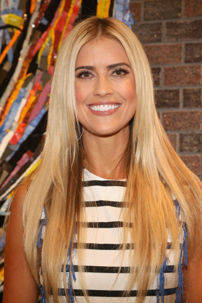 Christina El Moussa Hair Style Photos