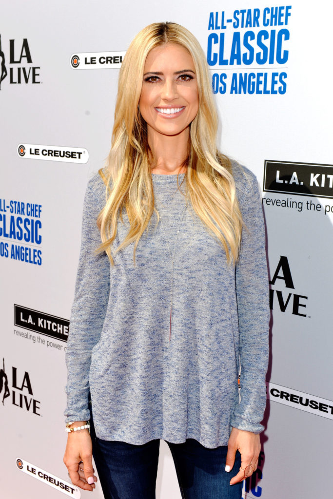 Christina El Moussa Jeans Images