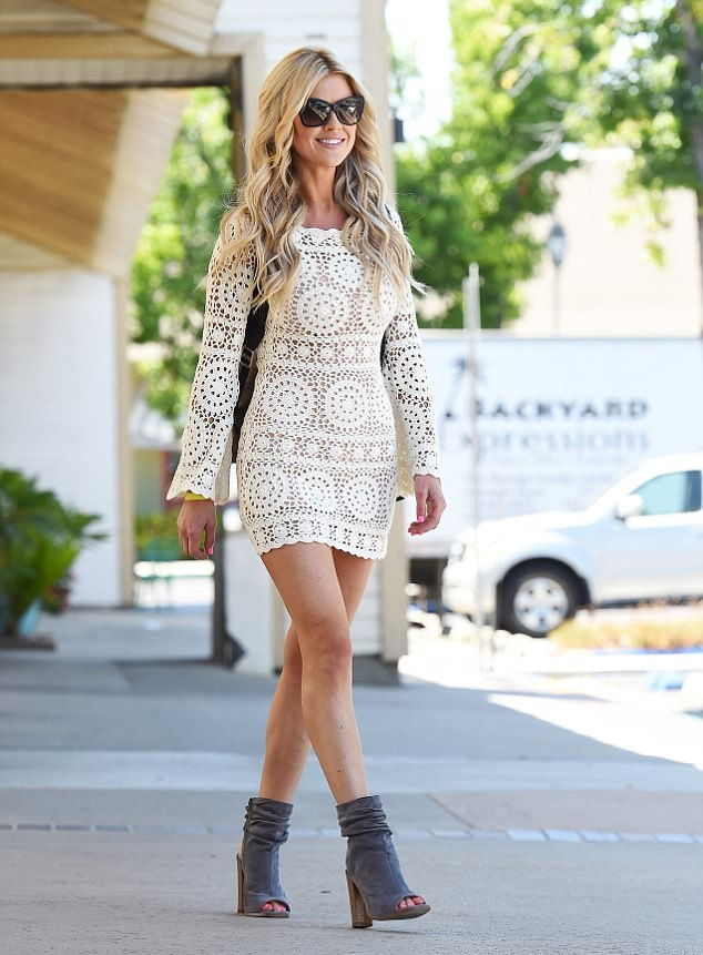 Christina El Moussa Shorts Images