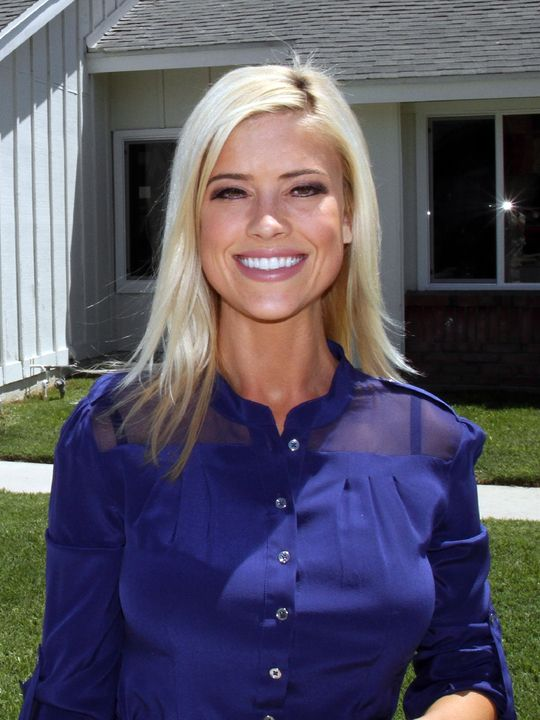 Christina El Moussa Smiling Pics
