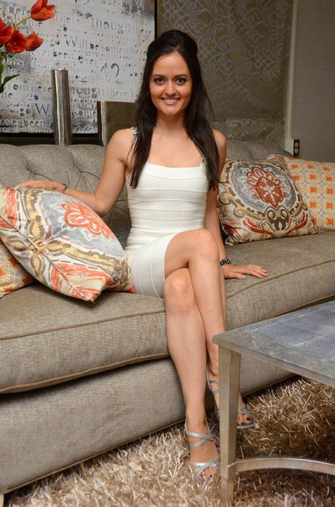 Danica McKellar Legs Images