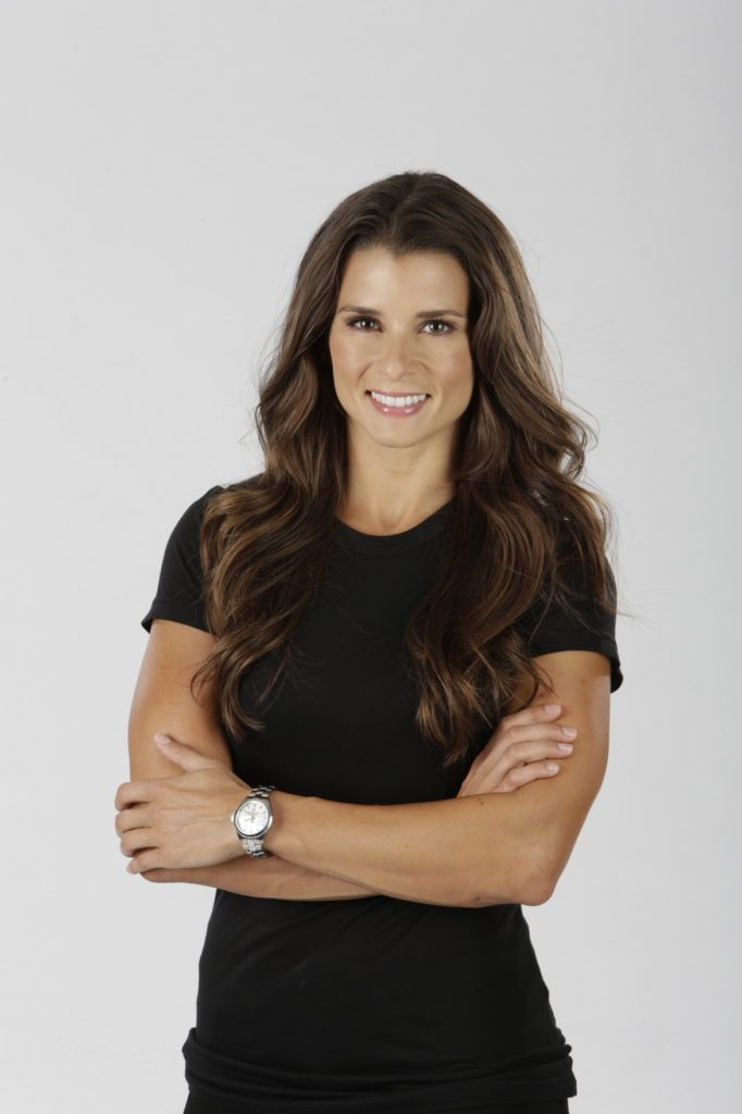 Danica Patrick Cute Smile Photos