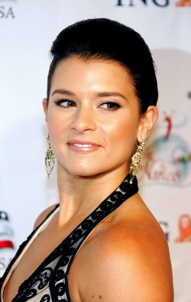 Danica Patrick Makeup Photos
