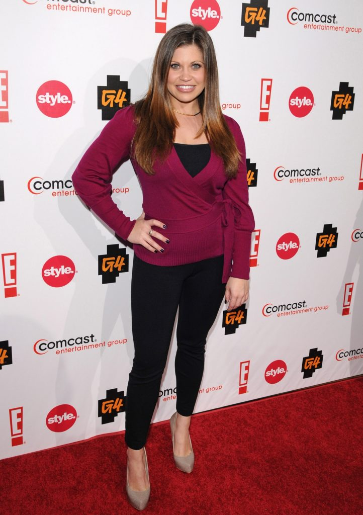 Danielle Fishel Leggings Pics