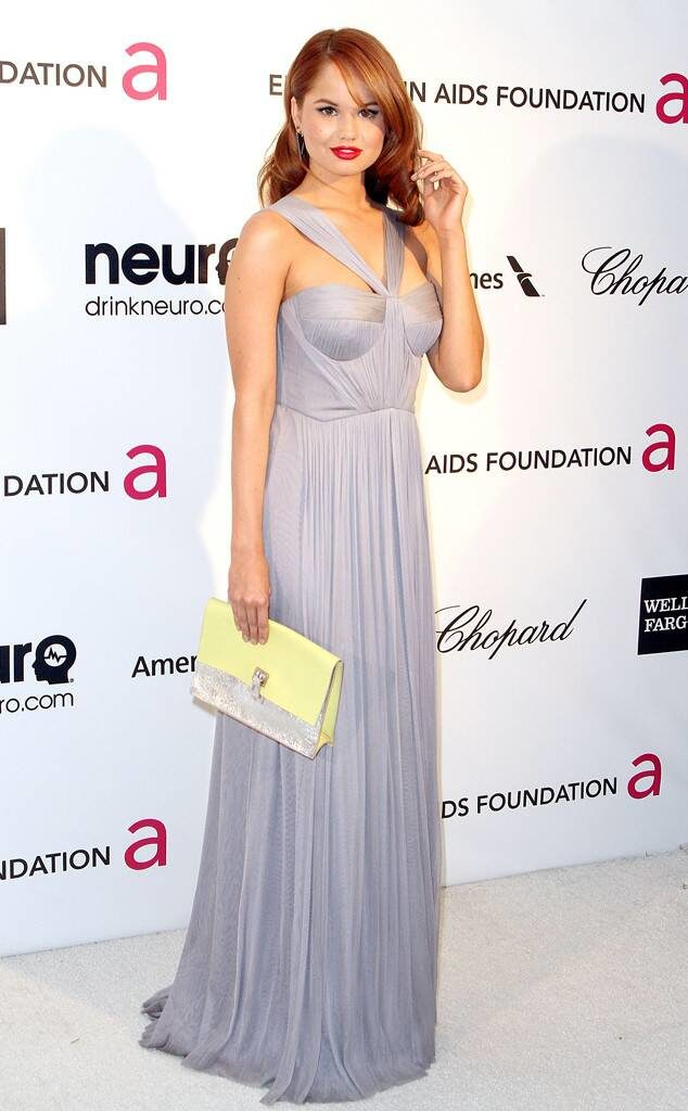 Debby Ryan Gown Pictures