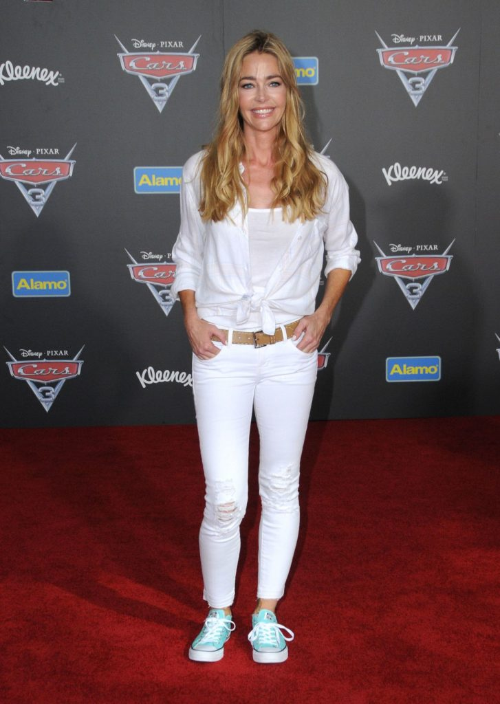Denise Richards At Red Carpet Wallpapers