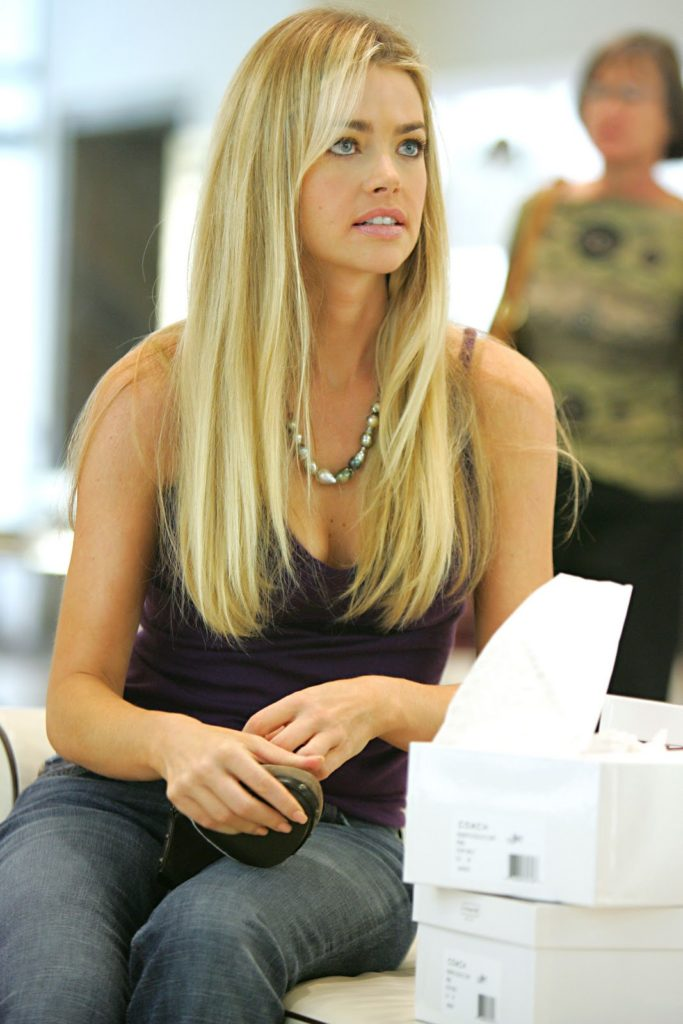 Denise Richards Hair Style Images