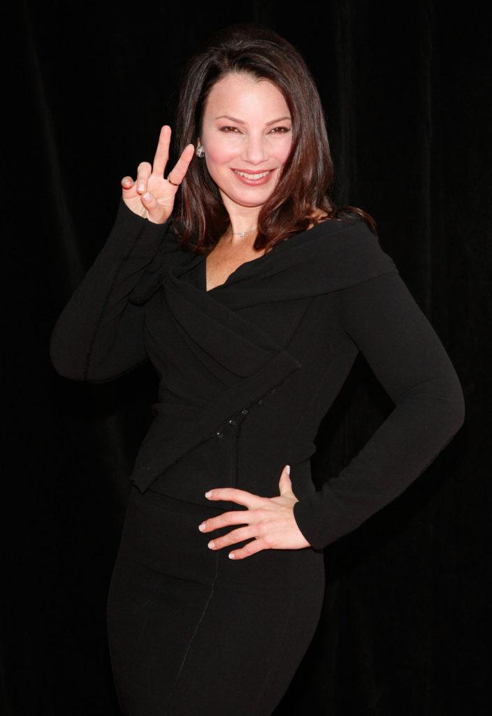 Fran Drescher Without Makeup Photos