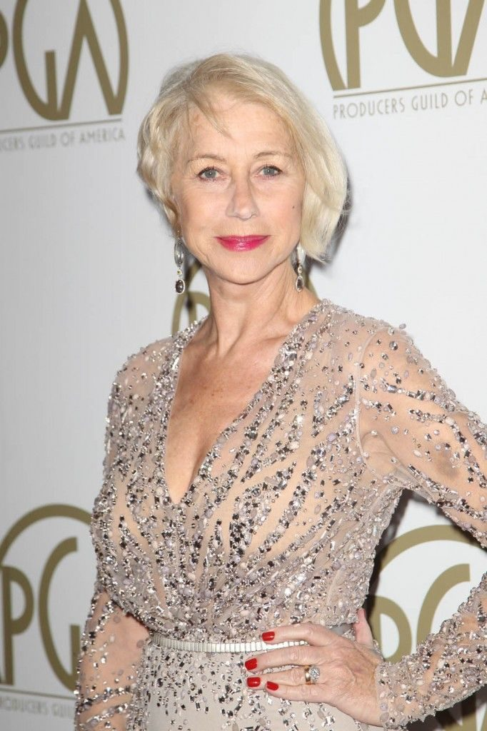 Helen Mirren Braless Images