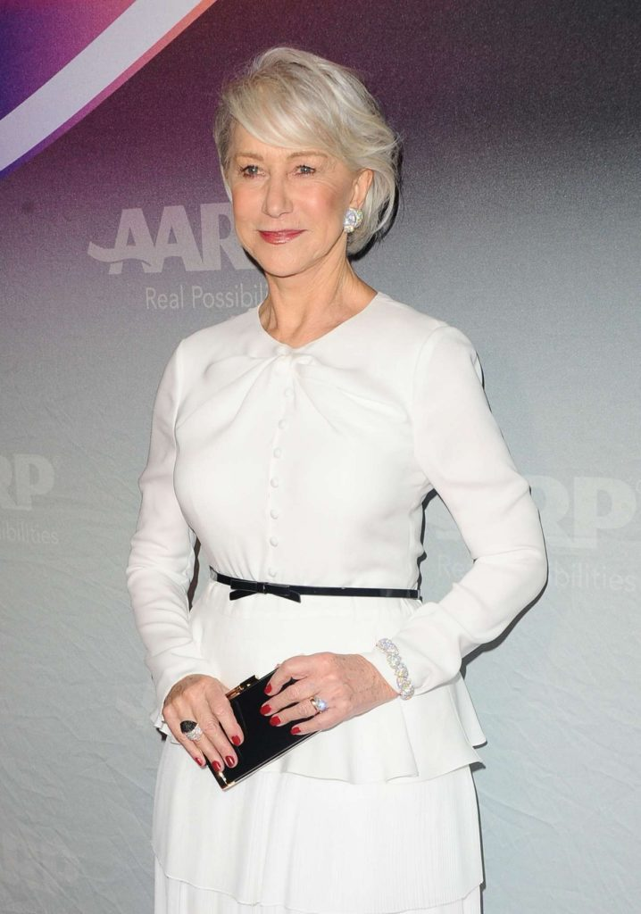 Helen Mirren Hair Style Wallpapers