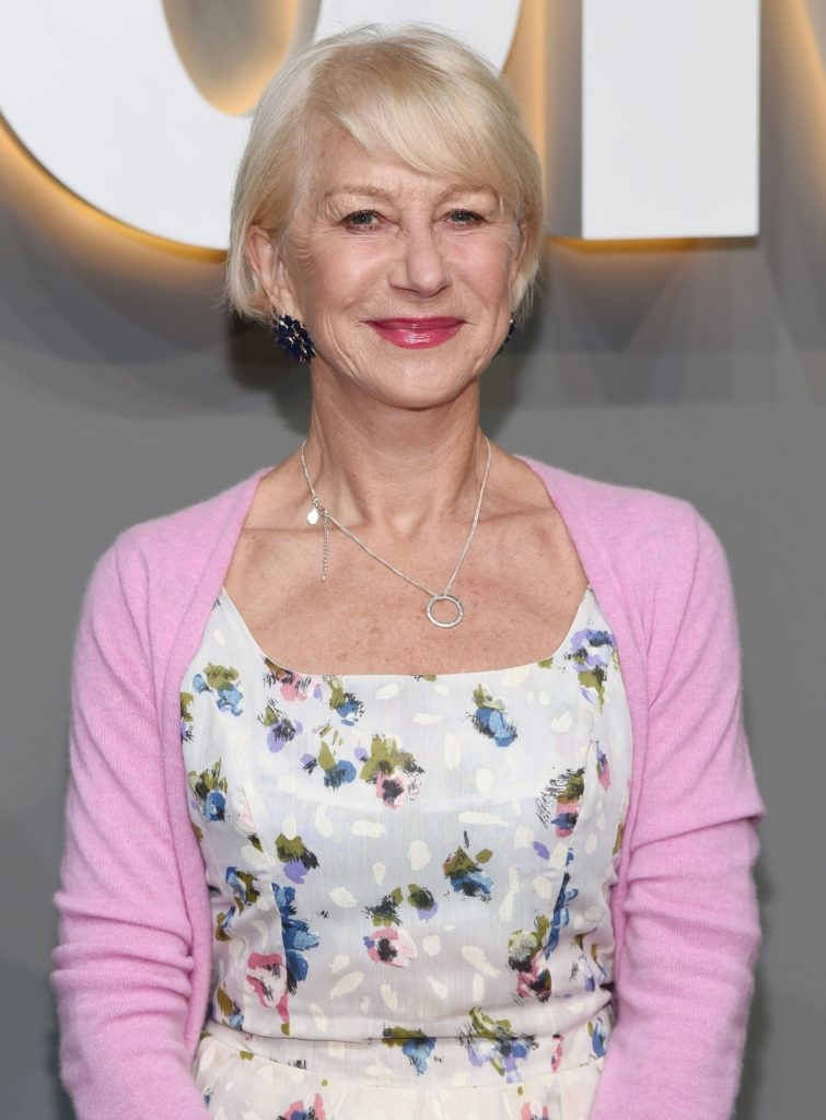 Helen Mirren Latest Pics