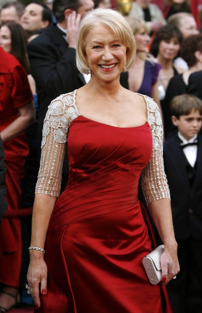 Helen Mirren Muscles Photos