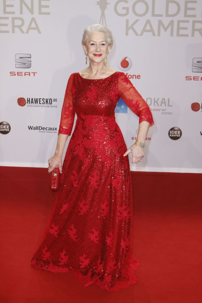 Helen Mirren Redcarpet Wallpapers