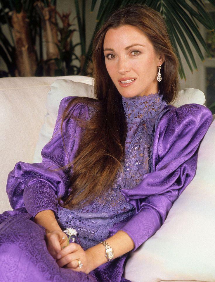 Jane Seymour Makeup Photos