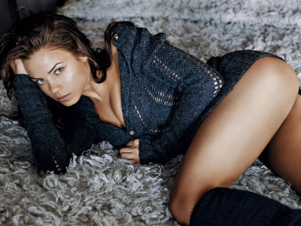 Jenna Dewan Bikini Wallpapers