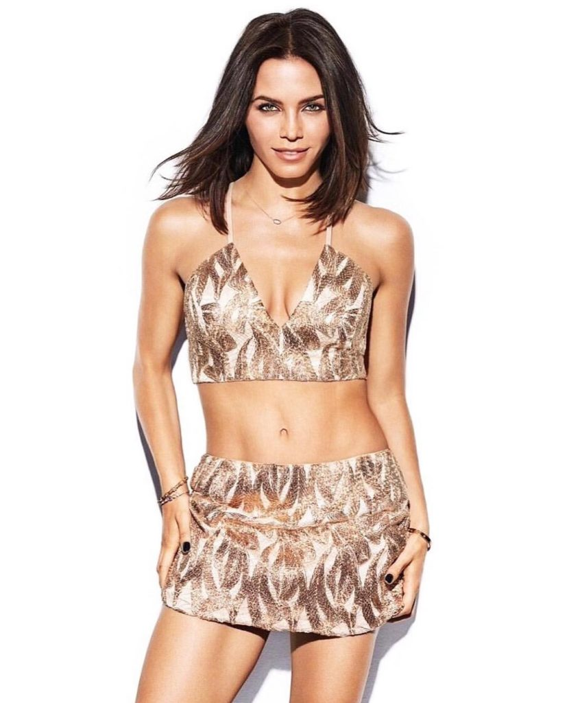 Jenna Dewan Bra Panty Wallpapers