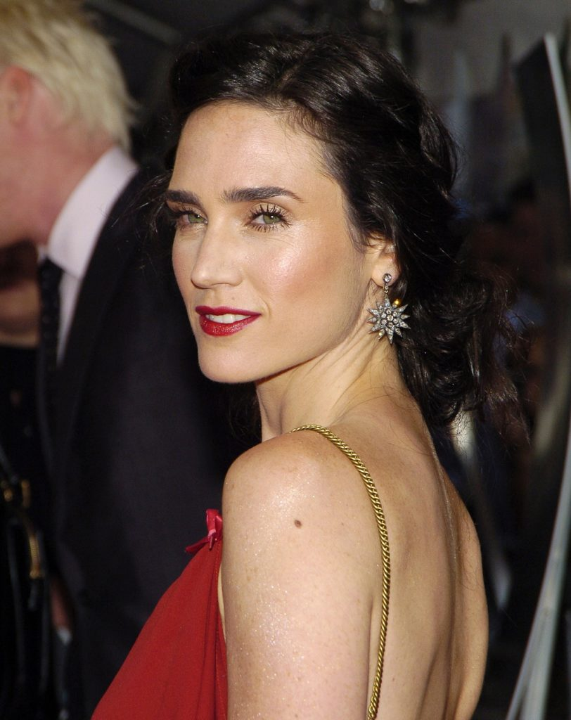Jennifer Connelly Backless Wallpapers