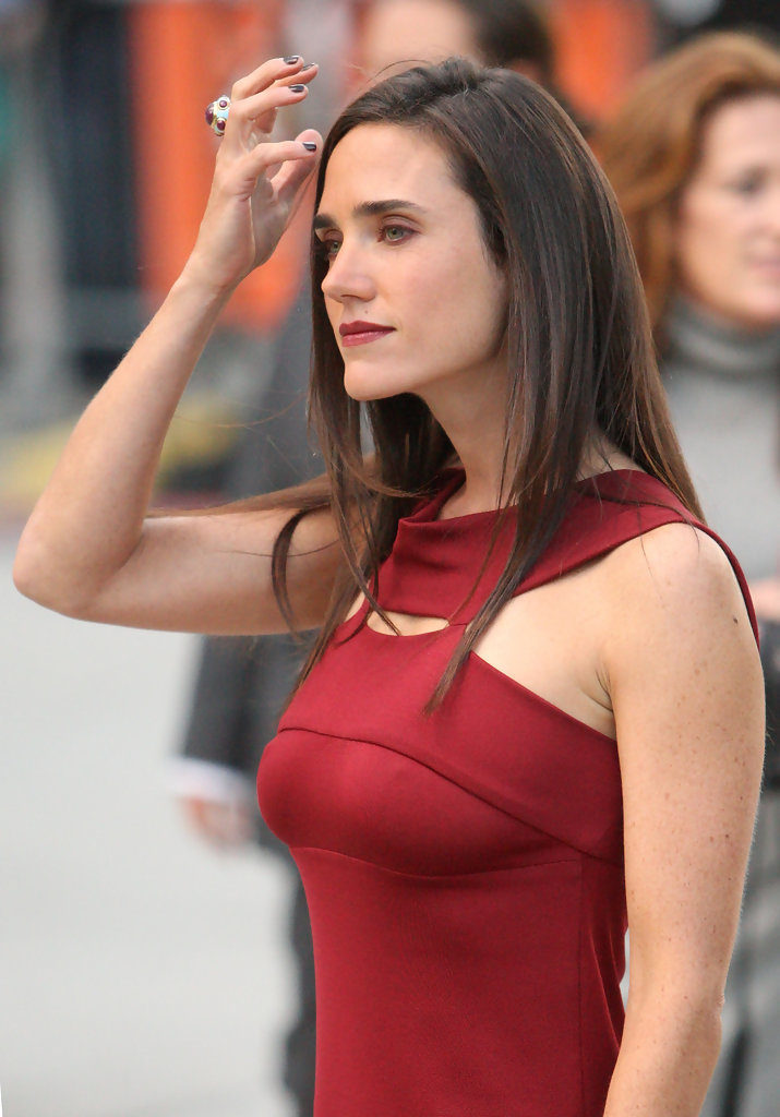 Jennifer Connelly Muscles Pictures