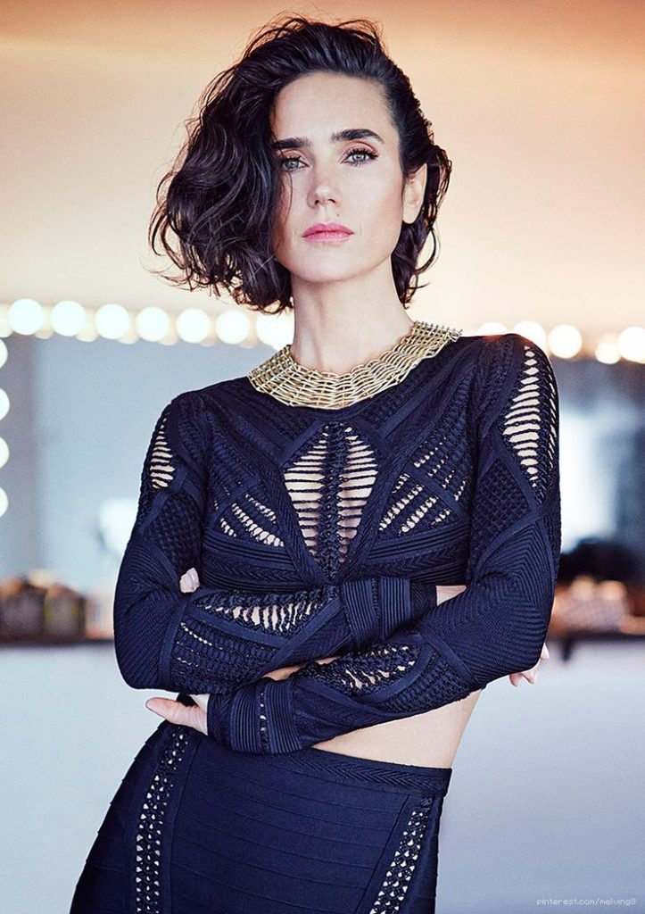 Jennifer Connelly Short Haircut Pics