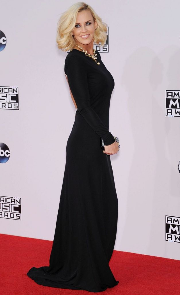 Jenny McCarthy Gown Pictures