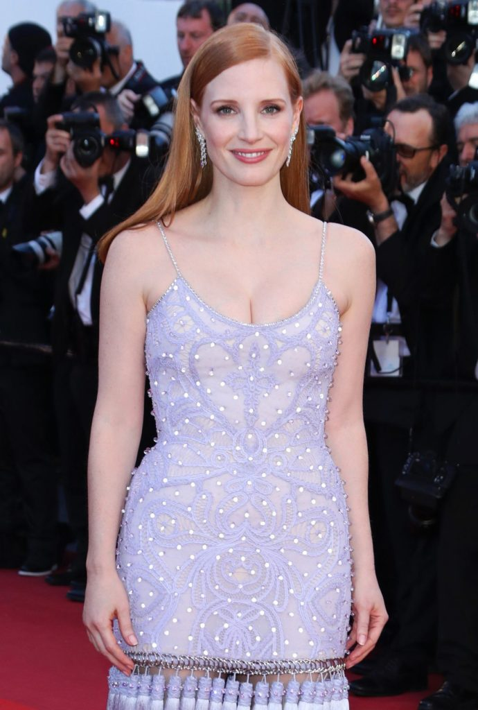 Jessica Chastain Body Images