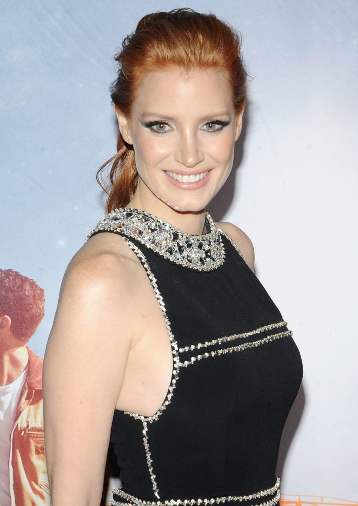 Jessica Chastain Hot Images