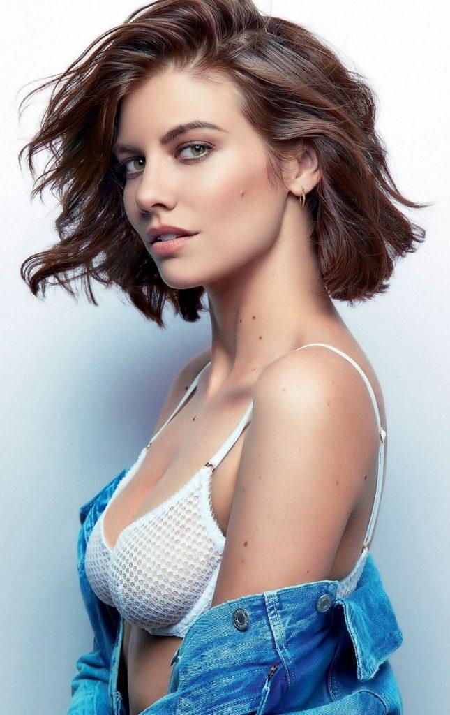 Lauren-Cohan-Bra-Pictures