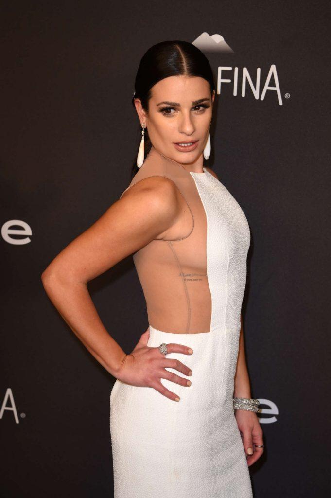 Lea-Michele-Backless-Sexy-Pics