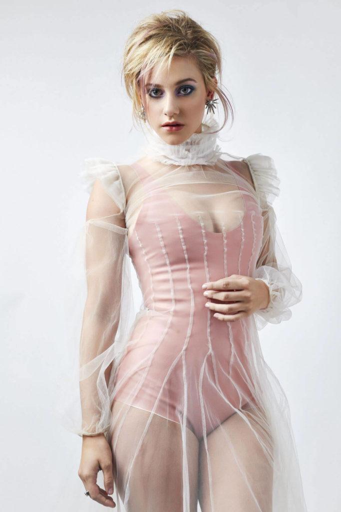 Lili-Reinhart-Swimsuit-Images