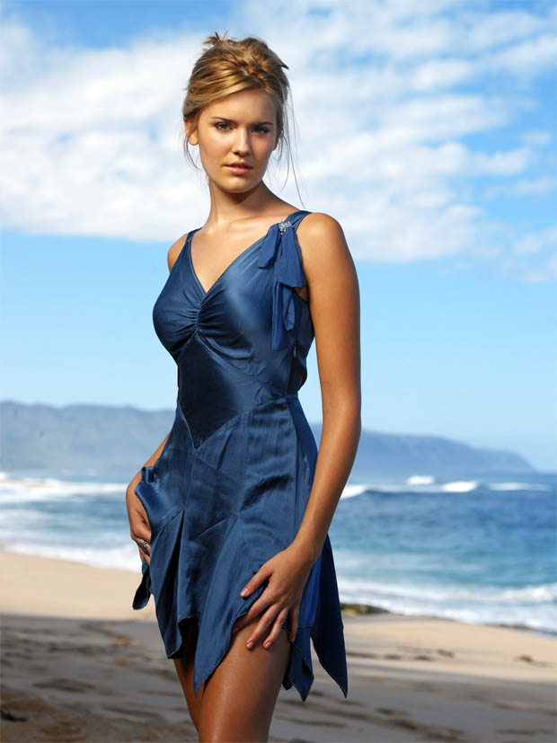 Maggie Grace Hot Beach Images