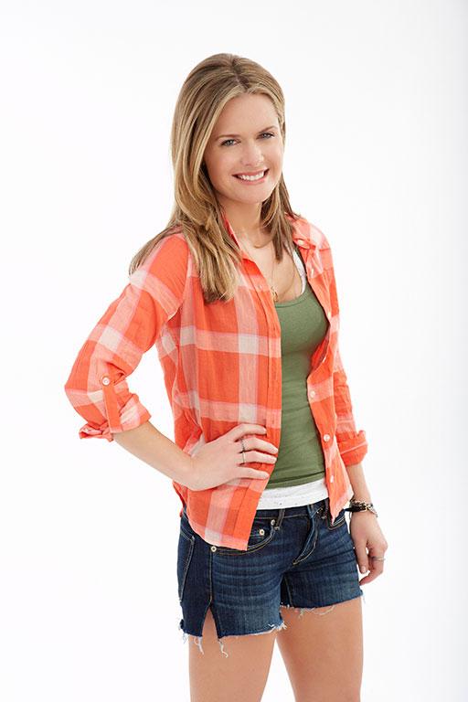 Maggie Lawson In Undergarment Photos