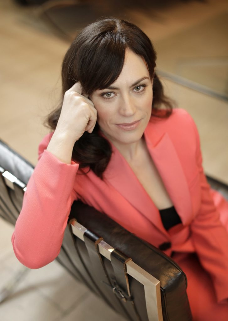 Maggie Siff Images
