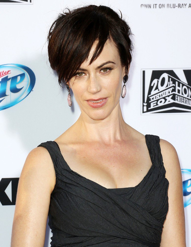 Maggie Siff Short Hair Wallpapers