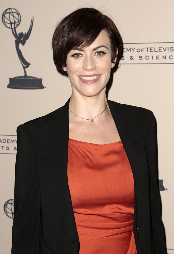 Maggie Siff Short Haircut Images