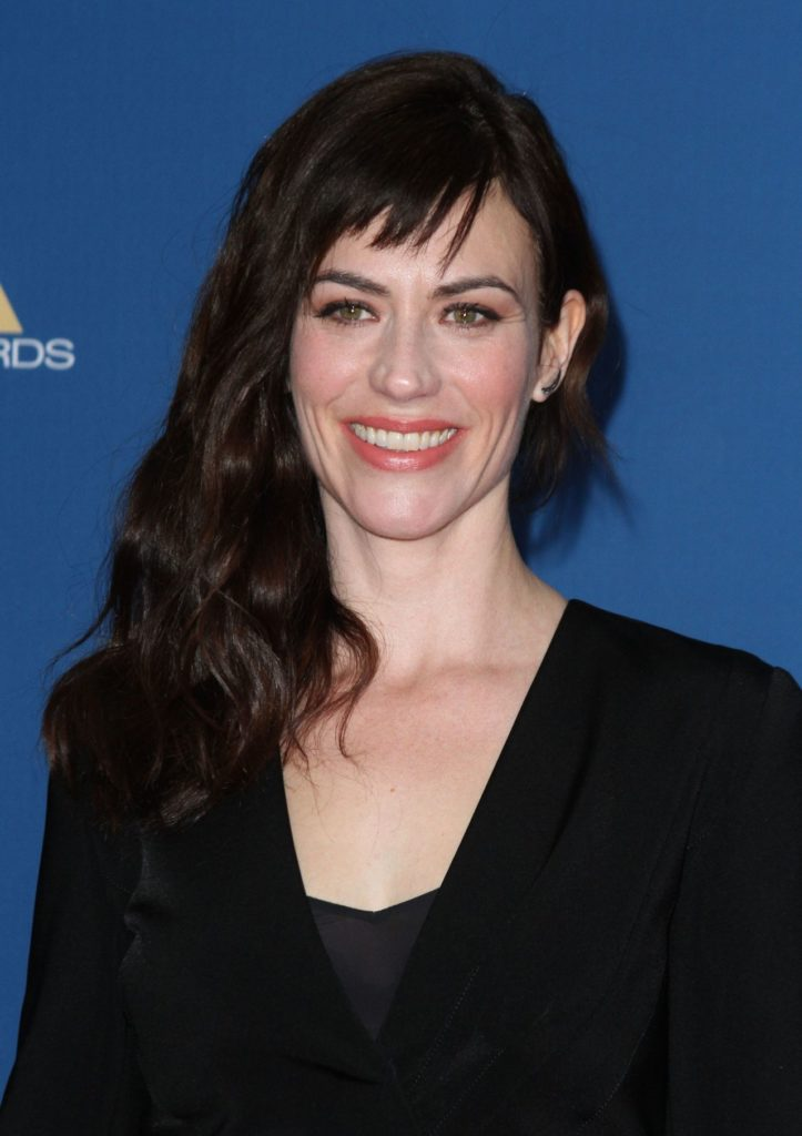 Maggie Siff Smiling Images
