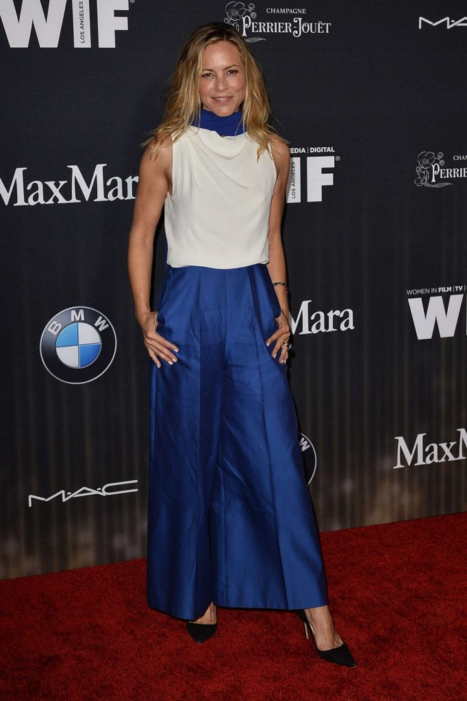 Maria Bello At Event Wallpapers