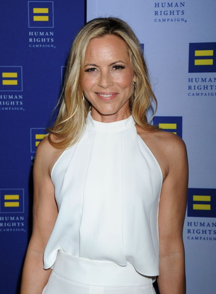 Maria Bello Short Hair Wallpapers