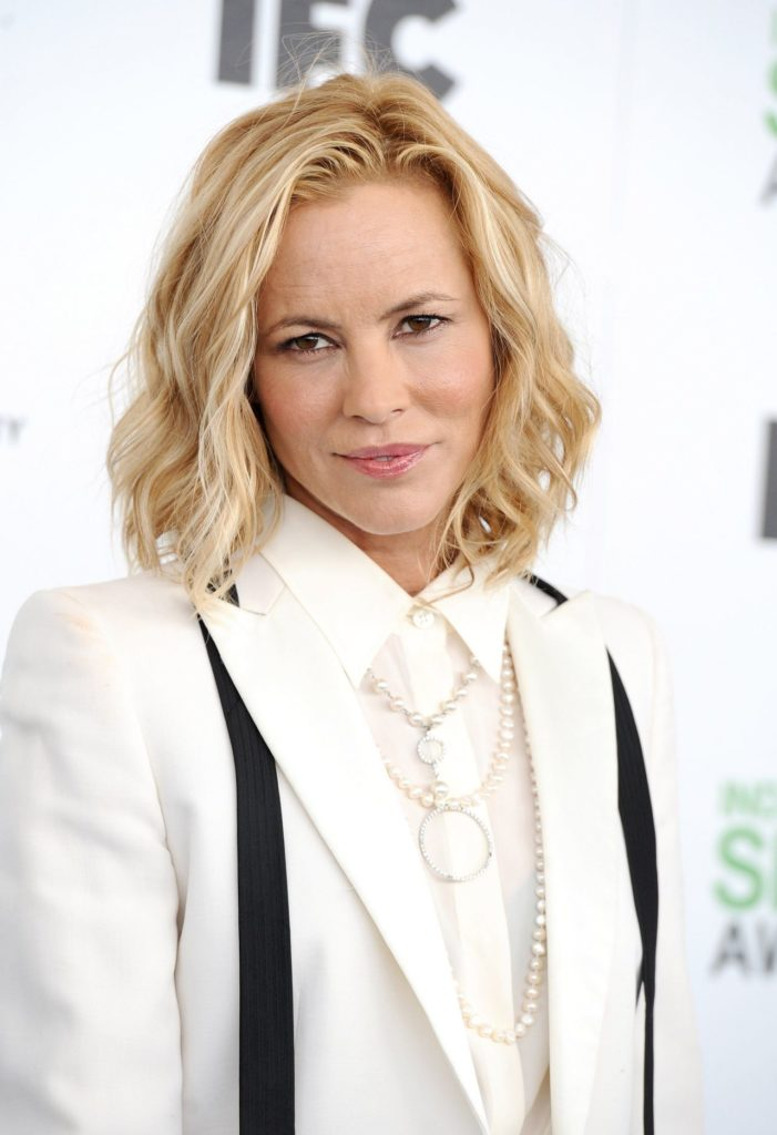 Maria Bello Short Haircut Images