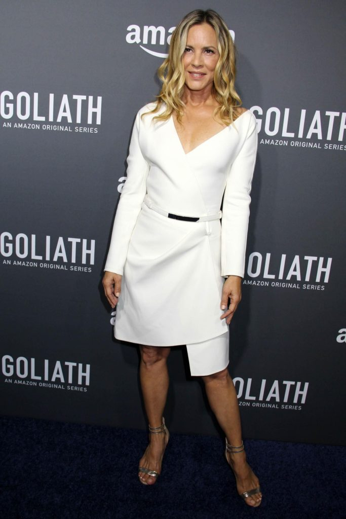 Maria Bello Thighs Photos